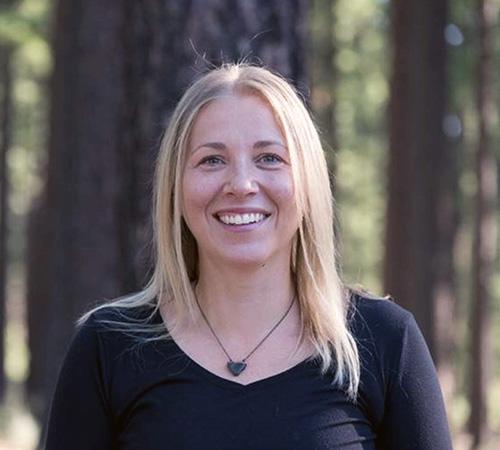 Headshot of Erica Uhor, Environmental Planner for the California Tahoe Conservancy