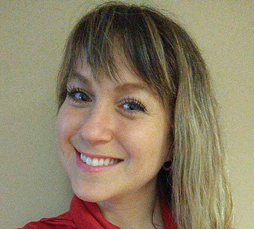 Headshot of Kate Gladstein