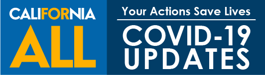 Visit the State of California Department of Public Health online for all the latest publicly available information and guidance on the COVID-19 virus